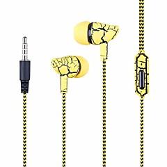 preiswerte Headsets und Kopfhörer-SL01A Im Ohr Draht Kopfhörer Dynamisch PVC (Polyvinylchlorid) Sport & Fitness Kopfhörer Headset