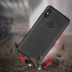 Недорогие Чехлы и кейсы для Xiaomi-Кейс для Назначение Xiaomi Redmi Note 5 Pro Ультратонкий Кейс на заднюю панель Полосы / волосы Мягкий ТПУ для Xiaomi Redmi Note 5 Pro / Xiaomi Redmi 5 Plus / Xiaomi Redmi 5