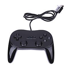 abordables Accesorios para Wii U-Wii Con Cable Control de Videojuego Para Wii U / Wii ,  Control de Videojuego ABS 1 pcs unidad