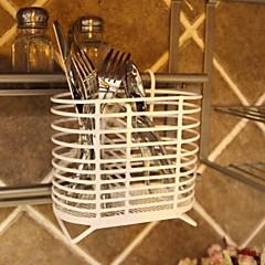 お買い得  キッチン収納-キッチン組織 ラック&ホルダー 金属 使いやすい 1個