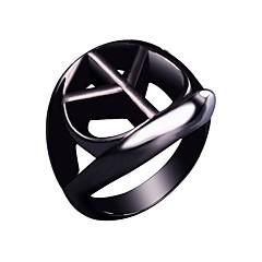 preiswerte Ringe-Knöchel-Ring - Frieden Modisch 7 / 8 / 9 / 10 / 11 Gold / Schwarz / Silber Für Alltag