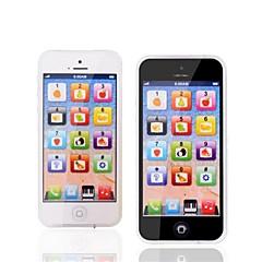 abordables Juegos de imaginación-Mobile Phone Educational Toy Juguete Educativo Interacción padre-hijo Unisex