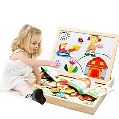 abordables Puzzles 3D-Puzzles de Madera Dibujos Creativo De madera 95 pcs Niño / Preescolar Regalo