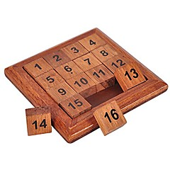 voordelige -Houten puzzels Overige Focus Toy Hout / Bamboe 1pcs Kind Allemaal Geschenk