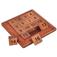 preiswerte -Holzpuzzle andere Fokus Spielzeug Holz / Bambus 1pcs Kinder Alles Geschenk