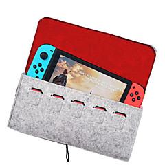 abordables Accesorios para Nintendo Switch-BBDUCK Fundas Para Interruptor de Nintendo ,  Fundas Textil 1 pcs unidad