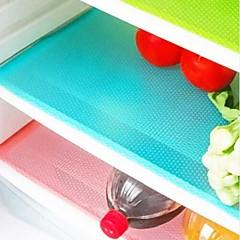 abordables Limpieza para la Cocina-Cocina Limpiando suministros Silicona Esponja y Estropajo Tratamiento Anti Manchas 4pcs