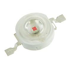 Χαμηλού Κόστους LED-YouOKLight 50pcs Εξαρτήματα βολβών Τσιπ LED Pure Gold Wire LED Διαφανές 1W