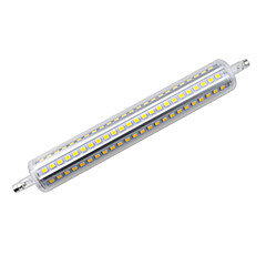 cheap LED Bulbs-1pc 15W 1180lm R7S LED Corn Lights T 144 LED Beads SMD 2835 Warm White / White 85-265V