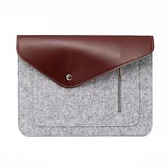 preiswerte Tablet-Hüllen-Wollfilz Volltonfarbe Tablet-Hüllen iPad