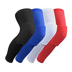 abordables Protecciones para Deporte-Rodillera para Senderismo / Baloncesto / Gimnasia Unisex Transpirable / Amortiguación de vibraciones Deporte Lycra Spandex 1 Pieza