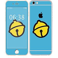 abordables Adhesivos Skin para iPhone-1 pieza Adhesivo para Anti-Arañazos Diseño PVC iPhone 6s / 6