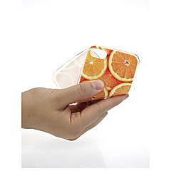 Недорогие Кейсы для iPhone 7 Plus-Кейс для Назначение Apple iPhone X / iPhone 7 Ультратонкий / С узором / Милый Кейс на заднюю панель Цветы Мягкий ТПУ для iPhone X /
