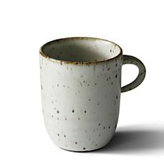 billige -drinkware Porcelæn Kaffekrus / Krus Varmeisolerede 1pcs