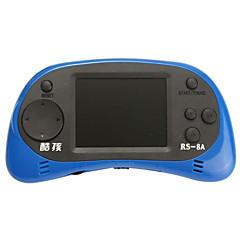 abordables Videoconsolas-RS-8A Consola de juego Construido en 1pcs Juegos 2.5inch pulgada Portátil
