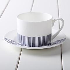 billige -drinkware Porcelæn Kaffekrus Varmeisolerede 1pcs