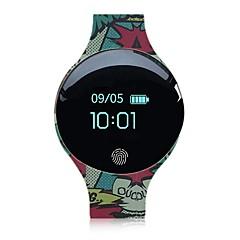 abordables Technologies Intelligentes-Montre Smart Watch TLW08 pour Android Bluetooth Imperméable Mesure de la pression sanguine Ecran Tactile Calories brulées Enregistrement de l'activité Minuterie Chronomètre Podomètre Moniteur