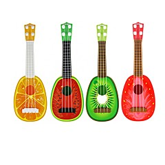 abordables Caja de Música-Mini guitarra Simulación Educación Unisex Juguet Regalo 1 pcs