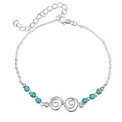 preiswerte Armbänder-Damen Ketten- & Glieder-Armbänder - Modisch, Erklärung Armbänder Blau Für Alltag / Formal