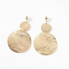 preiswerte Ohrringe-Damen Kronleuchter Tropfen-Ohrringe - Einfach, Europäisch, Modisch Silber / Golden Für Alltag