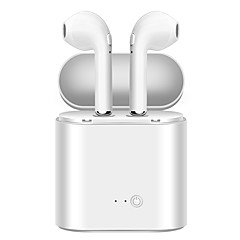 cheap Headsets & Headphones-HBQ-i8mini Earphones (Earbuds, In-Ear) Bluetooth 4.2 Headphones A Grade ABS Plastic Mobile Phone Earphone with Volume Control / with
