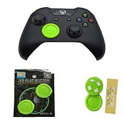 preiswerte Zubehör für Videospiele-Game Controller Zubehörkits Für Xbox One / Xbox One S / Xbox One X. . Game Controller Zubehörkits PP / ABS 1 pcs Einheit