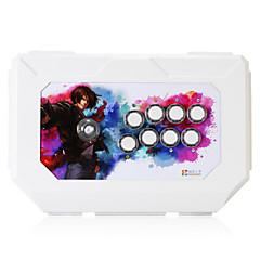 お買い得  ビデオゲーム用アクセサリー-POWKIDDY K7 ケーブル ジョイスティック 用途 Sony PS3 / PC 、 ジョイスティック ABS 1 pcs 単位