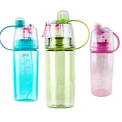 abordables Botellas de Agua-Vasos Vajilla de Uso Habitual / Novedad en Vajillas / Tazas de Té Plásticos Portátil / Mini / Don novio Entrenamiento / Deporte