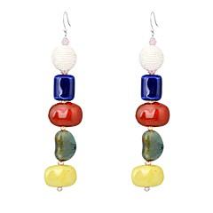 preiswerte Ohrringe-Damen Tropfen-Ohrringe - Europäisch, Erklärung Regenbogen Für Abiball / Valentinstag