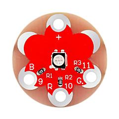 abordables Módulos-Otro módulo Keyestudio Fibra de Vidrio Fuente de alimentación externa