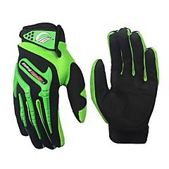 preiswerte Autozubehör-RidingTribe Vollfinger Unisex Motorrad-Handschuhe PVC (Polyvinylchlorid) / Mikrofaser / Elasthan Lycra Atmungsaktiv / Berufs