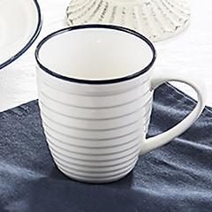 billige -drinkware Porcelæn Tekopper / Kaffekrus / Krus Varmeisolerede / Boyfriend gave / kæreste gave 1 pcs