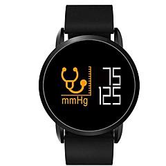 abordables Tecnología Inteligente-Reloj elegante STF1PRO para iOS / Android Monitor de Pulso Cardiaco / Impermeable / Medición de la Presión Sanguínea / Standby Largo / Llamadas con Manos Libres Podómetro / Recordatorio de Llamadas