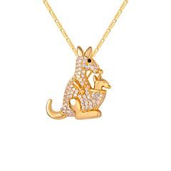 お買い得  ネックレス-女性用 ロング丈 ペンダントネックレス  -  アニマル ファッション ゴールド, シルバー 55 cm ネックレス 1個 用途 贈り物, 日常