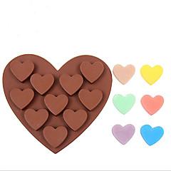 お買い得  ベイキング用品&ガジェット-ベークツール シリコーン クリエイティブキッチンガジェット クッキー / チョコレート パイツール / デザートツール 1個