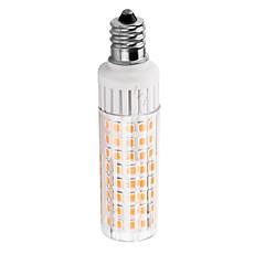お買い得  LED 電球-1個 7.5 W 937 lm E12 LEDコーン型電球 T 100 LEDビーズ SMD 2835 温白色 85-265 V