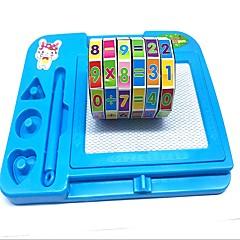 abordables Juguetes de la matemáticas-Colegio / Pintura Materiales Compuestos 2 pcs Piezas Niño / Preescolar Regalo