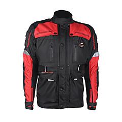 abordables Chaquetas para Moto-RidingTribe JK-33 Ropa de moto Chaquetaforunisexo Tejido Oxford / Nailon / Algodón Otoño / Invierno Protección / Transpirable