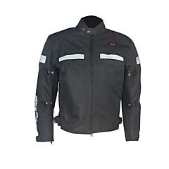 abordables Chaquetas para Moto-RidingTribe JK-49 Ropa de moto Chaqueta para unisexo Tejido Oxford / Nailon / Algodón Invierno Resistente al Agua / Protección / Reflectante