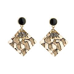 preiswerte Ohrringe-Damen Klassisch Stilvoll Tropfen-Ohrringe - Silber Luxus, Tattoo Stil, Retro Gold Für Formal Maskerade