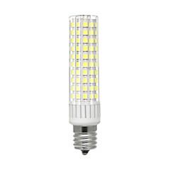 お買い得  LED 電球-1個 8.5 W 1105 lm E17 LEDコーン型電球 T 125 LEDビーズ SMD 2835 調光可能 温白色 / クールホワイト 220 V
