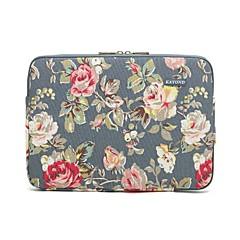 """preiswerte Laptop Taschen-Segeltuch Muster / Blume Ärmel 13 """"Laptop / 14 """"Laptop / 15 """"Laptop"""