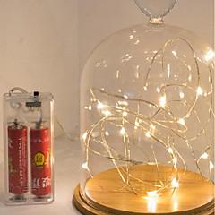 preiswerte Ausgefallene LED-Beleuchtung-3m 30 führte leuchtendes Lampenlicht des Streifens für Hochzeitsdekorationsgeburtstagsfeier-Weihnachtsneues Jahr