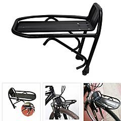abordables Bastidores Frontales y Posteriores-Bastidores de bicicletas Ajustable / Ligero / Fácil de Instalar Aluminum Alloy Ciclismo de Pista / Ciclismo / Bicicleta / Bicicleta plegable - Negro