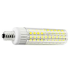 お買い得  LED 電球-1個 8.5 W 1105 lm E12 LEDコーン型電球 T 125 LEDビーズ SMD 2835 温白色 / クールホワイト 85-265 V
