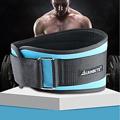 abordables Accesorios para Fitness-Fajas de entrenamiento / Sauna Belt Con Nailon Eslático Pérdida de peso, Tummy Fat Burner, caliente, Calorías Quemadas por Hombre Ejercicio y Fitness / Gimnasia / Rutina de ejercicio Cintura Deporte