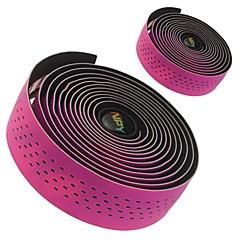abordables Grips-Cinta de manillar / Manillar Set No deformable, Anti-Shake, Antideslizante Ciclismo de Pista / Bicicleta de Piñón Fijo Eco PC / PU Verde / Azul / Rosa - 1 pcs