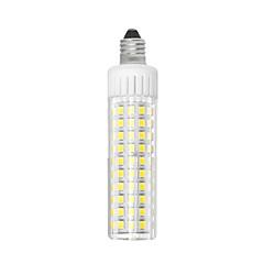 お買い得  LED 電球-1個 8.5 W 1105 lm E11 LEDコーン型電球 T 125 LEDビーズ SMD 2835 温白色 / クールホワイト 85-265 V