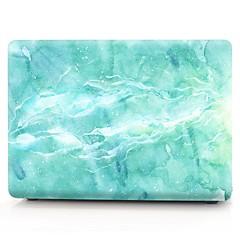 """billige Mac-tilbehør-MacBook Etui Himmel Plast for Ny MacBook Pro 15"""" / Ny MacBook Pro 13"""" / MacBook Pro 15-tommer"""