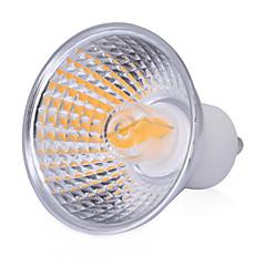 お買い得  LED 電球-YWXLIGHT® 1個 5 W 500 lm GU10 / MR16 LEDスポットライト 1 LEDビーズ COB 調光可能 温白色 / クールホワイト / ナチュラルホワイト 220-240 V / 110-130 V
